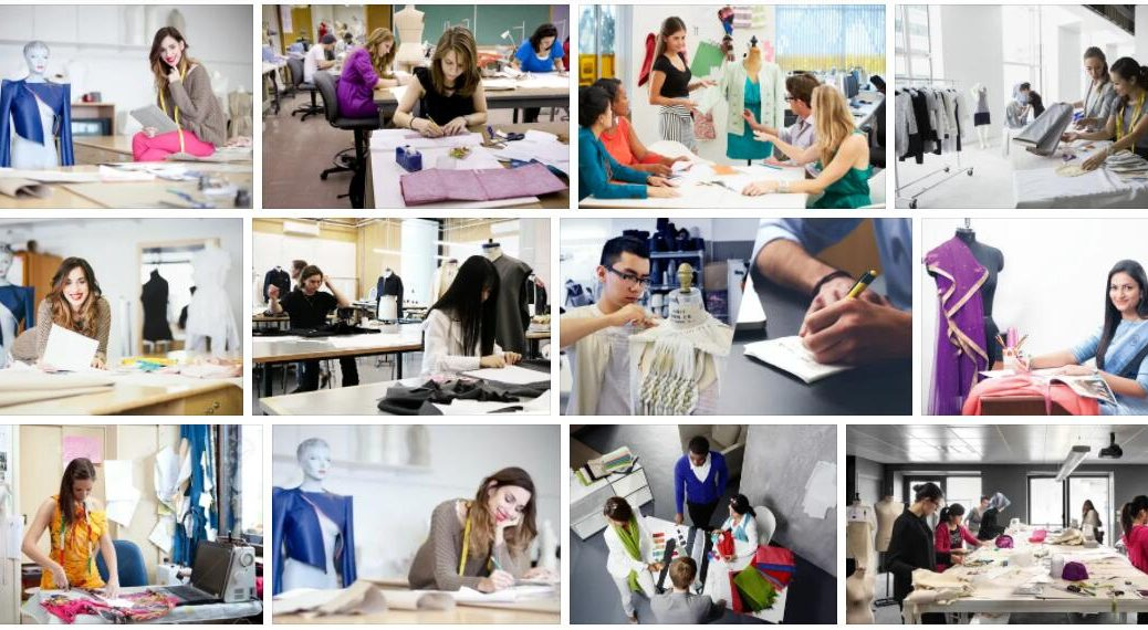Study Fashion Design
