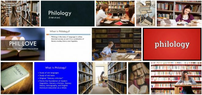 Study Newer Philologies
