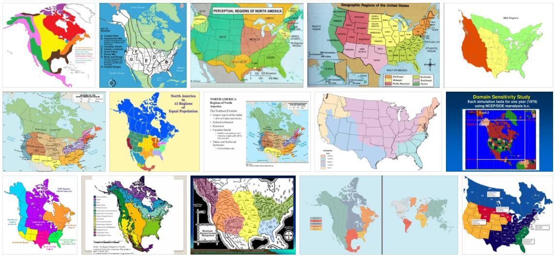 Study North America Regional Studies