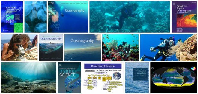 Study Oceanography