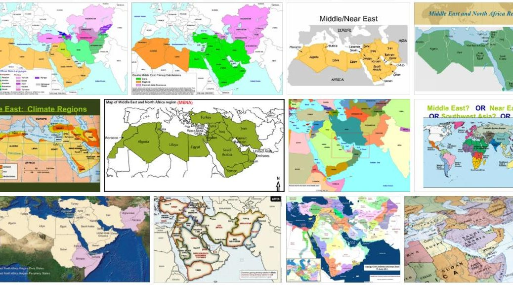 Study Regional Sciences from the Near and Middle East