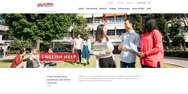 EnglishHELP - Griffith University