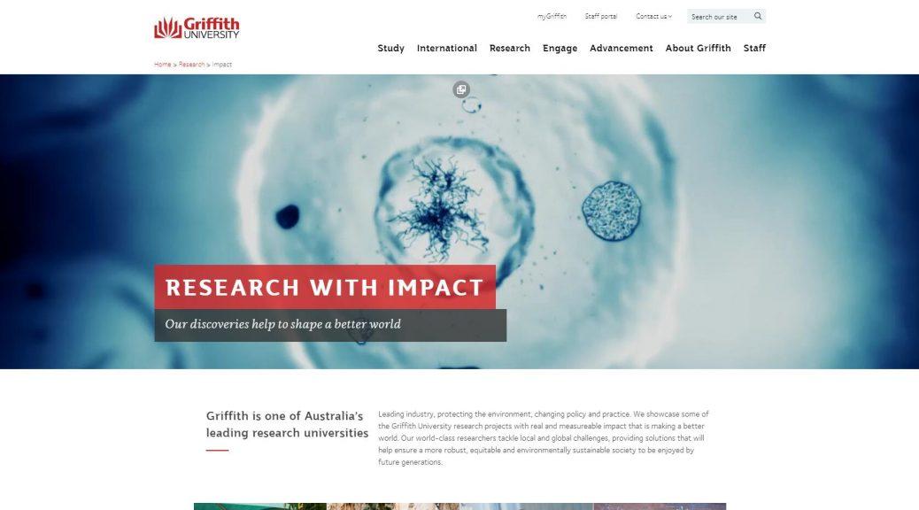 Impact - Griffith University