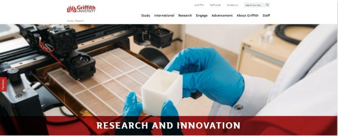 Research - Griffith University