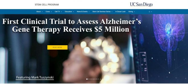 UCSD Stem Cell Program