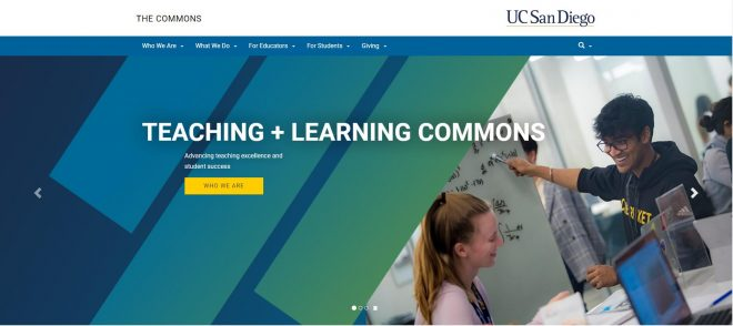 UCSD Teaching + Learning Commons