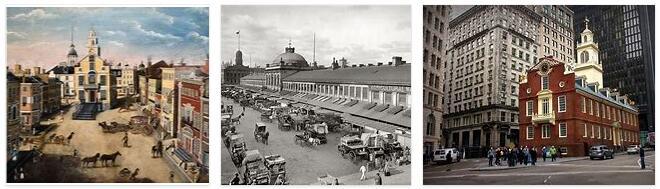 Boston, Massachusetts History