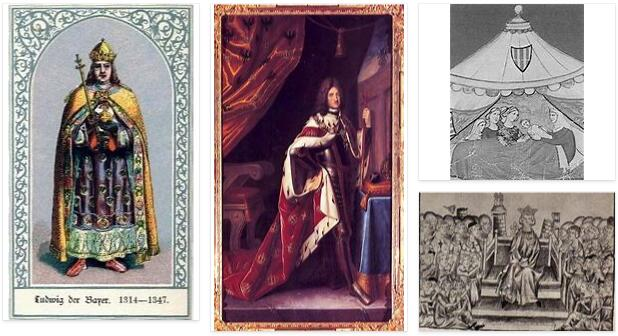 Germany History - from Ludovico IL Germanico to Federico II