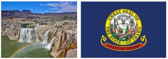 Idaho Geography and Economy