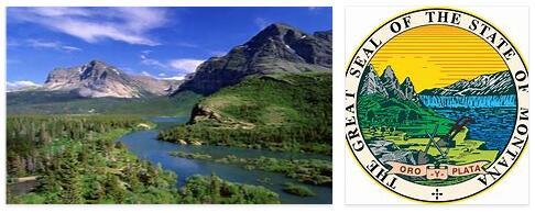 Montana Geography