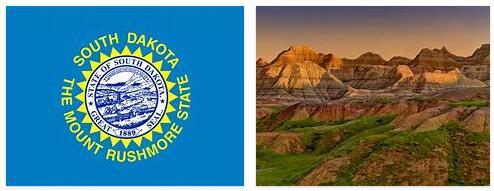 South Dakota Geography and Society