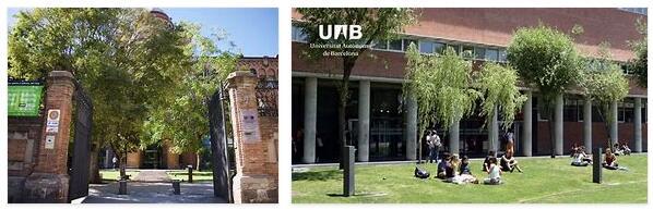Study in Universitat Autònoma de Barcelona 9