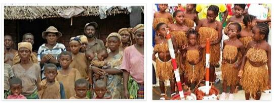Equatorial Guinea Country and People