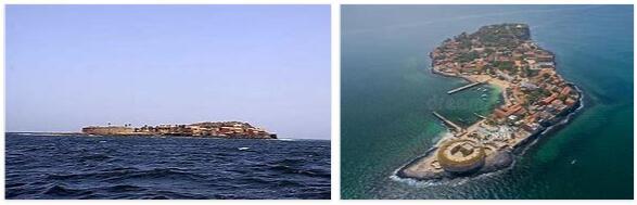 Gorée Island (World Heritage)