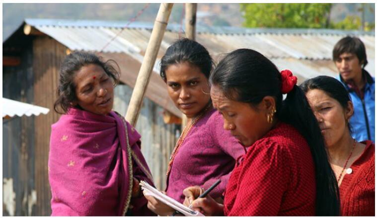 Nepal in Asia
