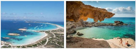 Travel to Formentera, Spain
