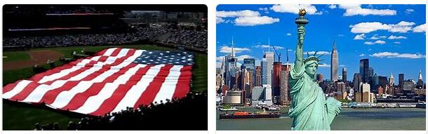USA People, Language and Religion