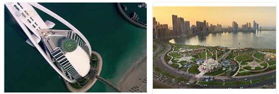 United Arab Emirates Human Geography